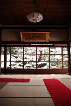 Jikko-in, Kyoto, Japan