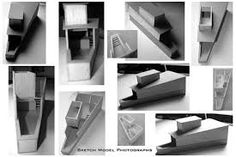 Image result for architecture sketch models