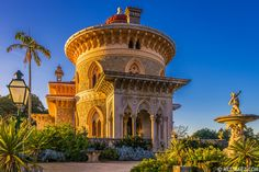 Sintra Monserrate Palace Photography 7 By Messagez com