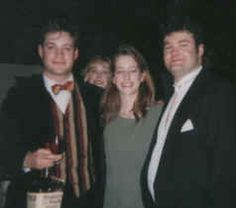 Hamish, Alice and Me - Robert Burns Night - Royal Agricultural College -   Cirencestire, UK