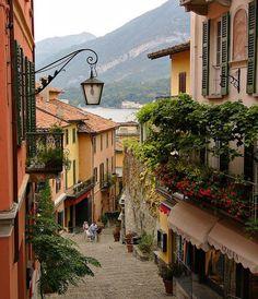 Bellagio, Lake Como, Italy aquí viviremos en el paraíso! Ahora ya saben donde encontrarnos!