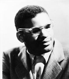 A 1949 portrait of Ray Charles