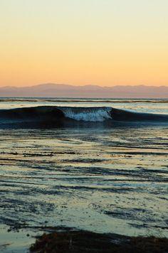Santa Cruz waves #DAREYOURSELF