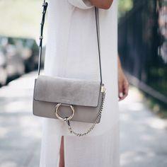 "opulen-ce: "" New bag crush "" Fendi, Gucci, Faye Bag, Chloe Bag, Givenchy, Dior, Chanel, My Bags, Purses And Bags"