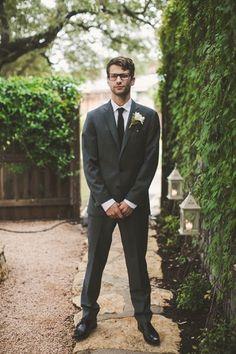 Modern groom | Menswear: Groom & Groomsmen
