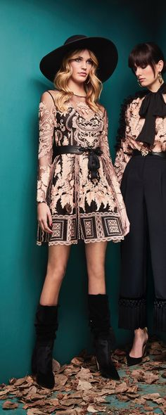 Zuhair Murad Fall-winter 2018-2019 - Ready-to-Wear - http://www.orientpalms.com/Zuhair-Murad-7192