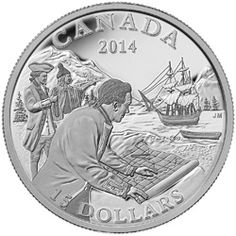 Coins for sale including Royal Canadian Mint products, Canadian, Polish, American, and world coins and banknotes. Canadian Coins, Canadian History, Mint Coins, Silver Coins, Canadian Identity, Coins For Sale, World Coins, West Coast, Historia
