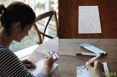 Metódo Zentangle ajuda criança a relaxar por meio do desenho