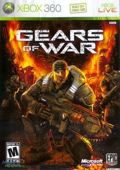 Gears of War Your  1 Source for Video Games, Consoles  amp  Accessories! 8018503bc0