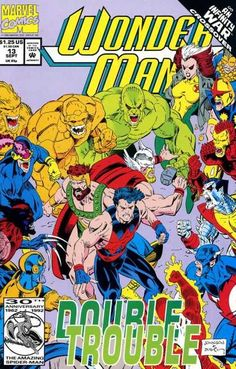 Wonder Man Comic 13 Cover A First Print 1992 Infinity War Crossover Issue Marvel Comic Book Covers, Comic Books Art, Comic Art, Book Art, Marvel Infinity, Infinity War, Hobgoblin Marvel, Marvel Comics, Wonder Man