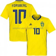 2018 World Cup Sweden Shirt Football Kits, Jersey Shirt, World Cup, Soccer Jerseys, Barn, Stuff To Buy, Shirts, Sweden, Colombia