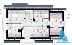 proiect-de-casa-cu-parter-mansarda-si-garaj-pentru-un-automobil mansarda Floor Plans, Model, Motor Car, Mathematical Model, Scale Model, House Floor Plans, Models, Floor Plan Drawing