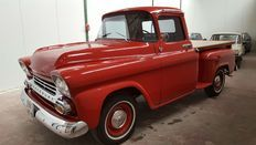 Chevrolet - Apache pick-up  - 1958