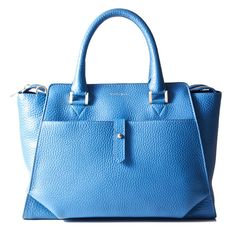 Falda Bag in blue. By RODTNES