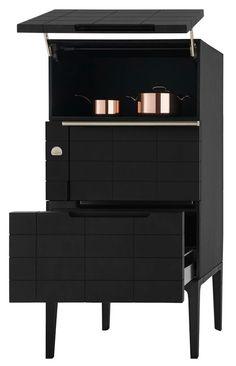 Black Appliances Make a Sleek Comeback
