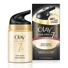 Olay Total Effects Anti-Aging Moisturizer