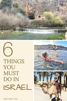 6 Things you must do