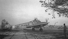 Me 410 of the 6. /ZG 26 ready for a mission in October 1943. Luftwaffe, Fighter Jets, Aircraft, October, Hornet, Aviation, Air Force, Planes, Airplane