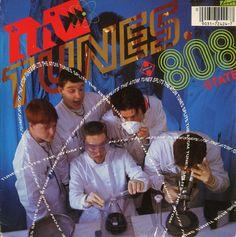 808 State & MC Tunes - Tune Splits The Atom