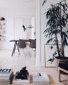 The home of Pernille Baastrup in Copenhagen, Denmark