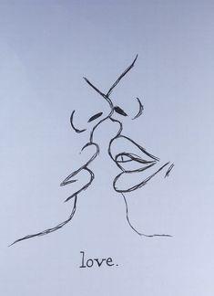 Easy Drawings, Pencil Drawings, Temporary Tattoo, Kawaii, Art Inspo, Body Art, Arts And Crafts, Doodles, Artsy