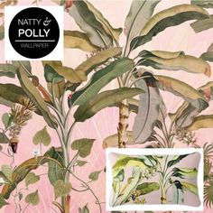 115 Likes, 52 Comments - Willow Home & Living Toile Wallpaper, Tropical Wallpaper, Happy Dance, Home And Living, Plant Leaves, In This Moment, Feelings, Awesome, Plants