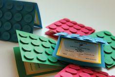 Lego invites!