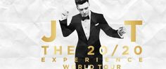 Justin Timberlake The 20/20 Experience World Tour. Get 5% discount for adding promo code JT at checkout on TicketsTime.com