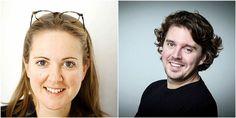 #Du glyphosate dans l'urine de Charline Vanhoenacker et d'Alex Vizorek - lalibre.be: lalibre.be Du glyphosate dans l'urine de Charline…