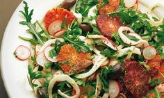 Life & style      Yotam Ottolenghi recipes    Series: Yotam Ottolenghi recipes  Previous | Next | Index  Yotam Ottolenghi's late winter salad recipes