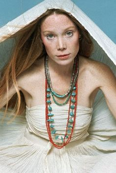 Sissy Spacek -- her hometown is near where my folks live now. First movie I saw with her was Ginger of the Morning.