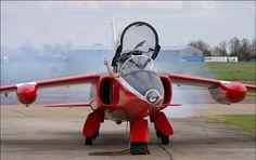 Folland Gnat, Wings Etc, High Flight, Raspberry Ripple, Air Force Aircraft, Top Air, Airplane Design, Engin, Red Arrow