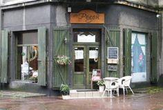 Cafe Pogoń, Bar Fartuch, Herbaciarnia Marzenie na Żytniej w Sosnowcu