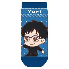 ,Yuri on Ice Toji Colle Socks Yuri Katsuki,Collectible  listed at CDJapan! Get it delivered safely by SAL, EMS, FedEx and save with CDJapan Rewards!
