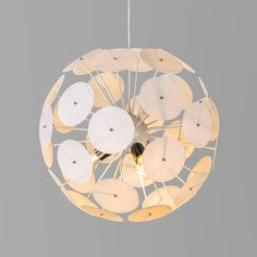 Shop for Miranda Pendant Lamp 50 White online! Bedroom Lamps, Pendant Lamp, Things To Buy, Cool Designs, Ceiling Lights, Living Room, Lighting, Inspiration, Home Decor