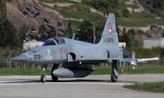 Switzerland -  Sion Swiss Air, Tiger Ii, Freedom Fighters, Switzerland, Air Force, Fighter Jets, Aviation, Aircraft, Army