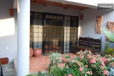main entry - beautiful large home in Ajijic with mirador, view $1043 per month