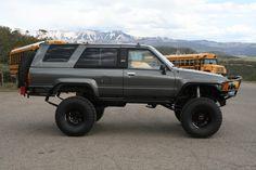 Built & Restored 1985 4Runner