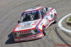 Skoda 130RS Sport Cars, Race Cars, Touring, Bmw Vintage, Motor Works, Car Makes, Rally Car, Fiat, Tractor