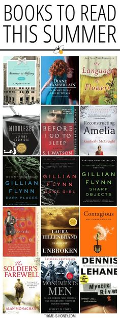 Summer 2014: Books to put on your Reading List.