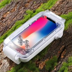 Diving Case for iPhone X Cool Tech Gadgets, Travel Gadgets, Gadgets And Gizmos, Snorkelling, Water Drops, Extreme Sports, Outdoor Activities, Snowboarding, Underwater