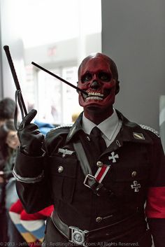 Red Skull | Vancouver 2013 FanExpo
