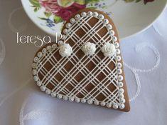 2-D Gingerbread, zwłaszcza PerničkyCookies igłowe