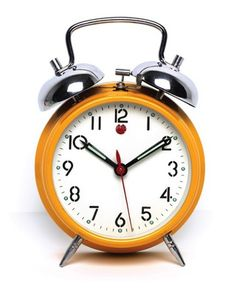Set your alarm 30 minutes ahead for the next two weeks and see if it makes a difference in your disposition.
