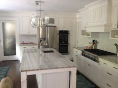 Anyone have Conestoga Cabinets in Crystal White or Chesapeake ...