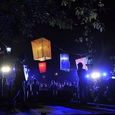 Stars & Rabbit. Band from Jogjakarta, Indonesia. Live in Jakarta at Joyland Festival.