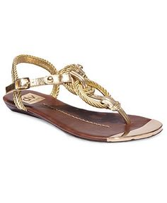 Spring Preview: Metallic accents DV by DOLCE VITA #shoes #gold BUY NOW!