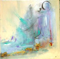 Artwork >> Pascale Montout >> at oneself... #artworks, #masterpiece, #painting, #art, #abstract