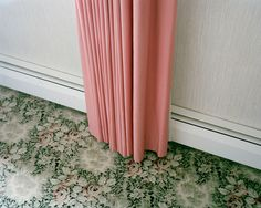 Flak Photo: Collin Avery, Pleated curtain