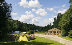 Rosedale Abbey Campsite Yorkshire Moors £40 camping pod or tent pitch
